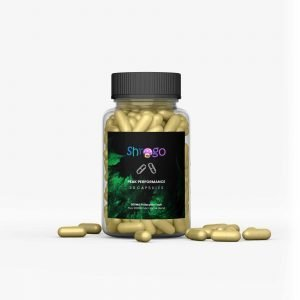 peak performance microdosing magic mushroom capsules