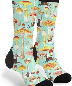 stretchyshroomsocks