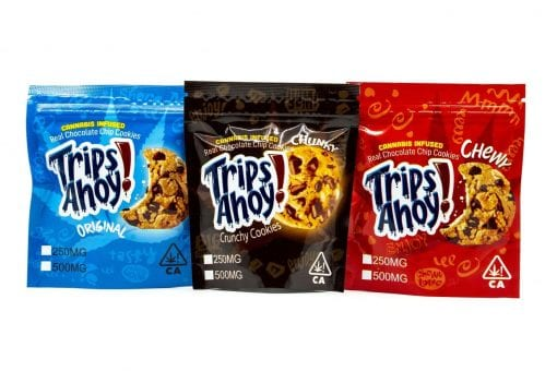 Trips Ahoy Medicated Cookies